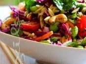~Salade d'orzo l'asiatique~
