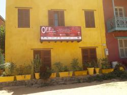Off Dak'art à Gorée