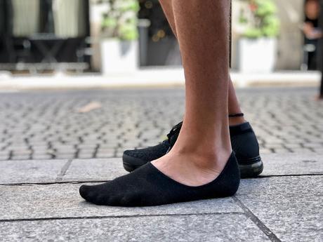 Quelles chaussettes porter avec ses baskets quand on est un homme ?