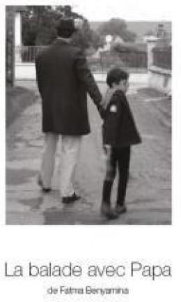 Couverture La balade avec Papa