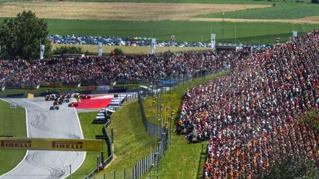 GP F1 Autriche 2018 : RedBull en son jardin