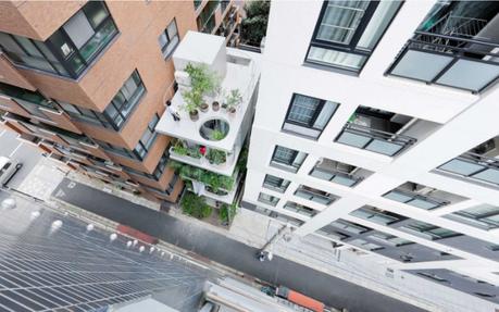 Architecture : House & garden de Ryue Nishizawa