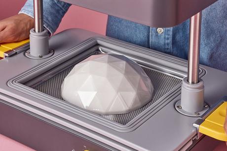 Formbox : créez des objets grâce au thermoformage