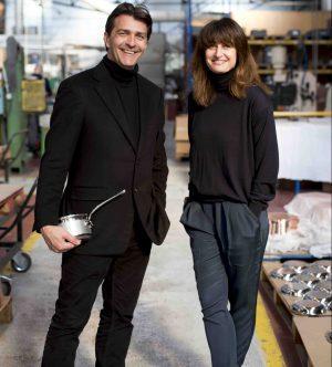 « Moments de Cuisine »  Cours de cuisine par Mauviel1830 et Yannick Alléno***  au Pavillon Ledoyen