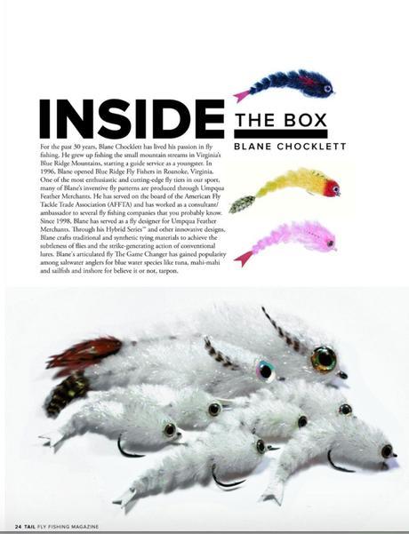 Tail, Fly Fishing Magazine