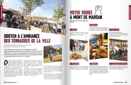 Du guide touristique au magazine de destination