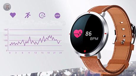 Alfawise S2 : montre connectée à moins de 20€
