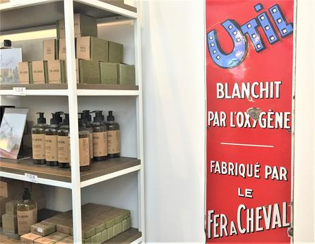La Savonnerie Fer à Cheval vous invite cet été dans sa nouvelle boutique