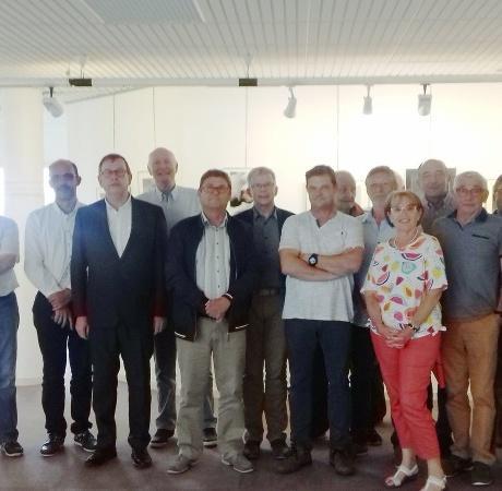 #Manche - Un accord signé pour la gestion des ports patrimoniaux du Val de Saire !