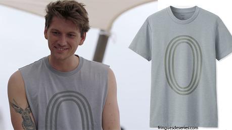 DEMAIN NOUS APPARTIENT : le t-shirt de Paul dans l'épisode 242