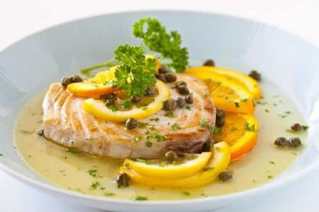 Sauce poisson vin blanc avec thermomix