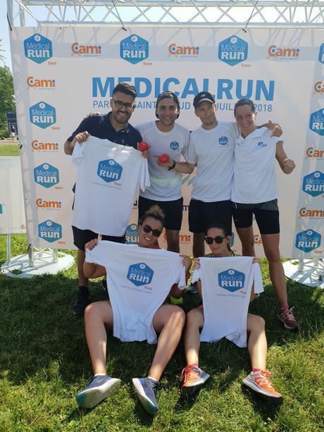 2ème édition : mon compte-rendu sur ces 10 km de la Médical Run.