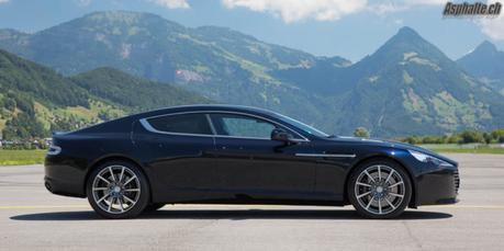 Essai Aston Martin Rapide S