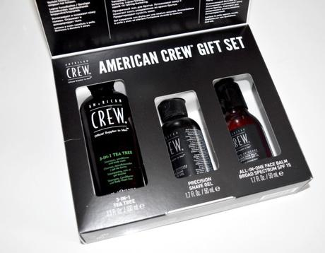[Concours Inside] 5 coffrets American Crew Gift Set à remporter