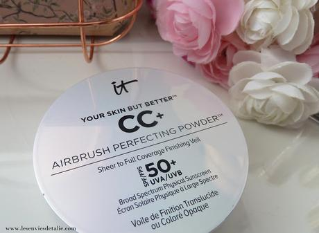Poudre de finition Airbrush Perfecting Powder - It Cosmetics