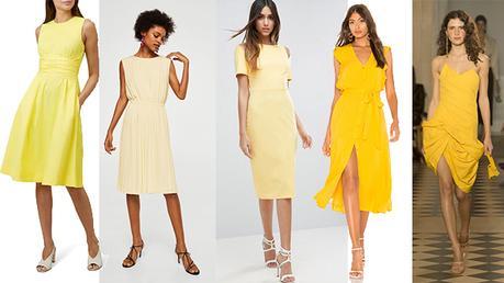 STYLE : une robe jaune comme Meghan Markle