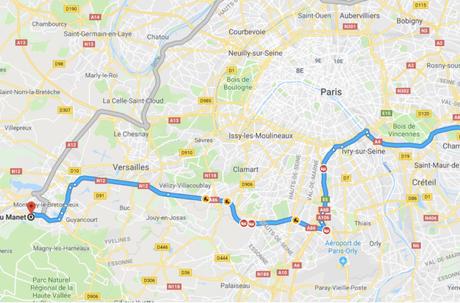 Belgique - Paris