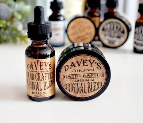 Davey's Original, Soins à barbe artisanaux et originaux