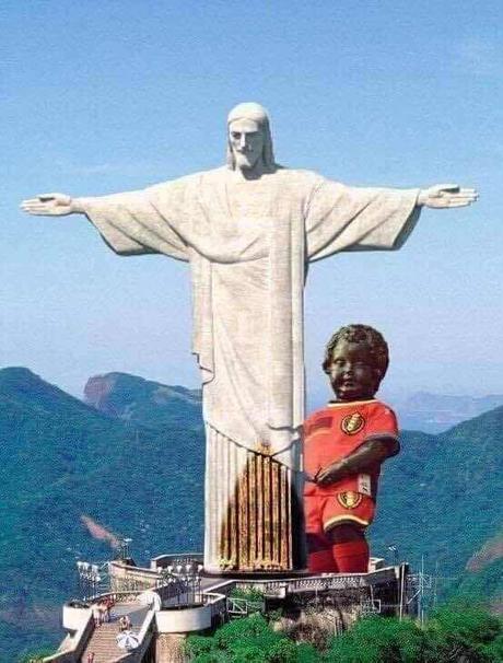 Blague belge et coupe du monde
