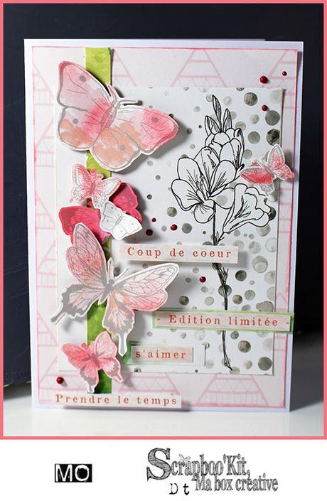 Carte Scrap #1094