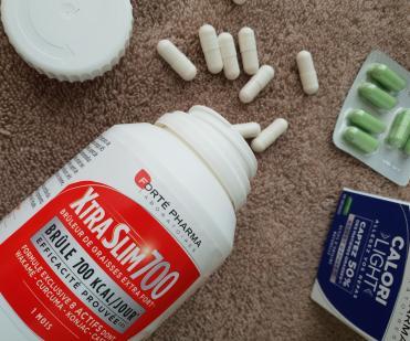 Ma reprise en main avec Forte Pharma