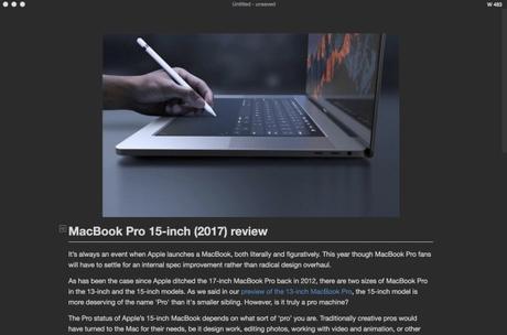 Marktex : editeur markdown libre et gratuit