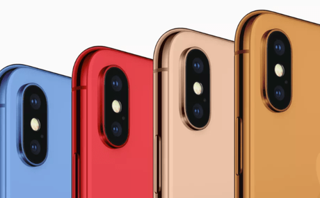 Apple pourrait lancer de nouveaux coloris pour ses iPhone
