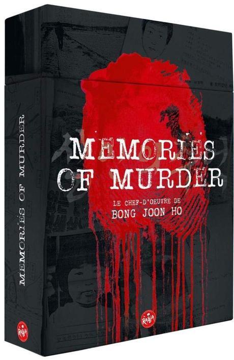 Critique Bluray: Memories of Murder
