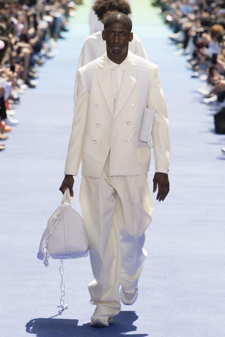 Louis Vuitton : la consécration Abloh