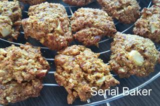 Biscuits au curcuma et sirop d'érable