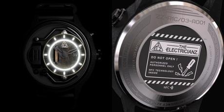 The Electricianz, la révolution électrique du monde horloger