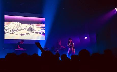 Live report : Kimbra au Festival de Jazz de Montréal