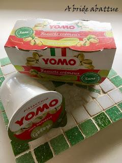 Yomo, des yaourts italiens