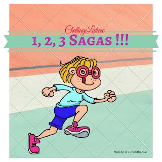 Challenge 1,2,3 sagas - Le point des 6 mois