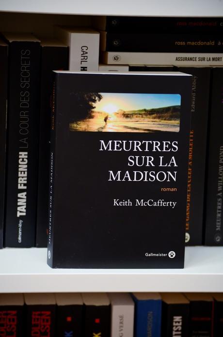 Meurtres sur la Madison de Keith McCAFFERTY