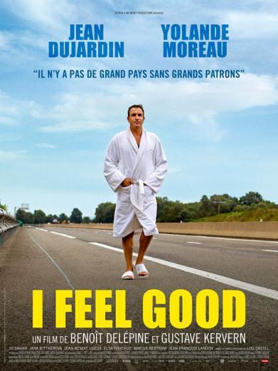 I feel good, le film de Benoît Delepine et Gustave Kerven