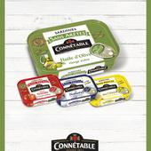 Conserves et boites de sardines-thons-maquereaux-saumon | Connetable