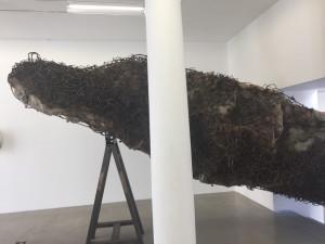 Galerie Kamel Mennour   » Anish Kapoor »  Another (M)other …..21 Juillet 2018