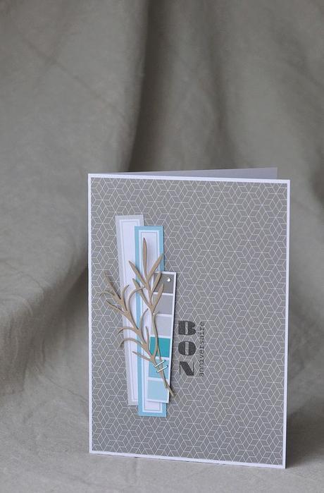 Carte Scrap #1097