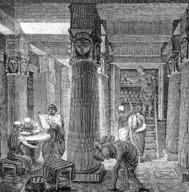 Tous les livres qui sont publiés par les Editions Dédicaces sont remis en donation à la prestigieuse Bibliotheca Alexandrina, en Égypte