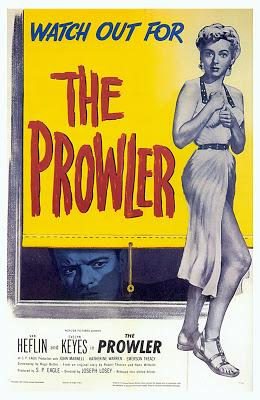 Le Rôdeur - The Prowler, Joseph Losey (1951)