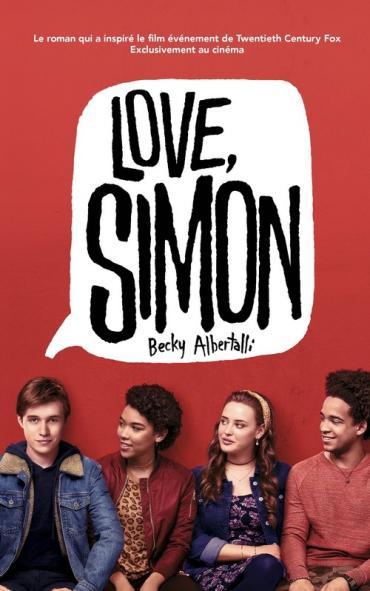 Love, Simon de Becky Albertalli