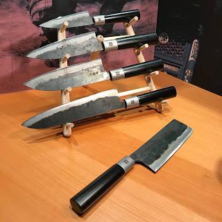 Le couteau qui chante