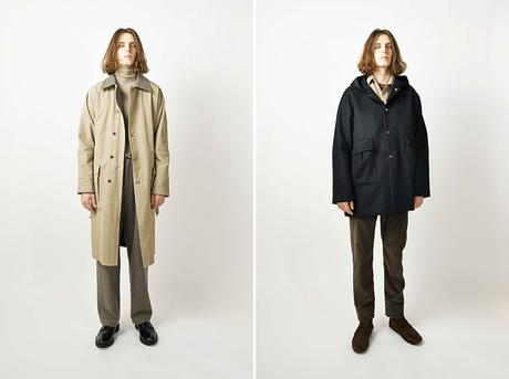 UNDECORATED – F/W 2018 COLLECTION LOOKBOOK