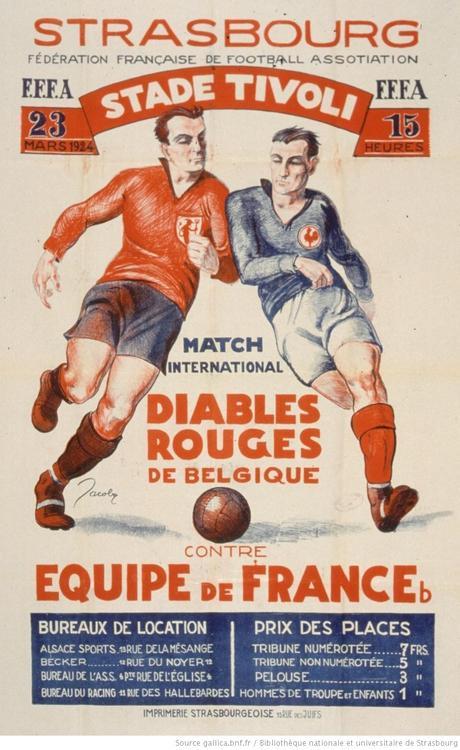 France/Belgique, un grand classique!