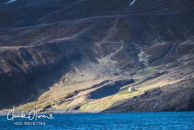 L'Islande: Husavik et les baleines, Krafla et les volcans!