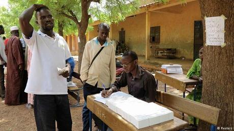 Lancement au Mali de la campagne pour l'élection présidentielle