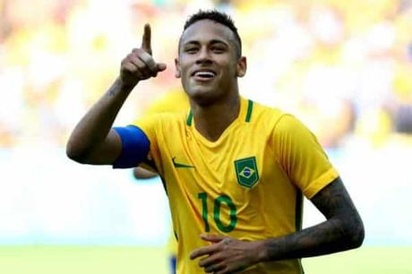 Le Samba d'Or 2017: Neymar