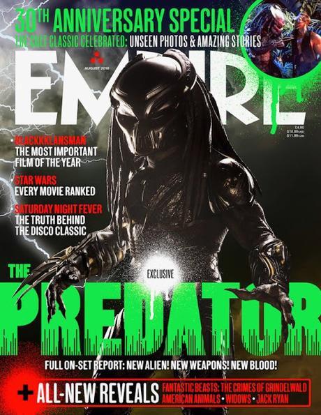 Nouvelles images pour The Predator de Shane Black