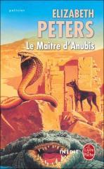 elizabeth peters,la malédiction d'anubis,enquête,archéologie,egypte,amélie peabody